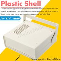 Étanche Boîtier En Plastique Electronique Jonction Boîte de Projet