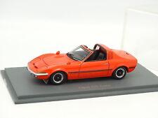Neo 1/43 - Opel GT Aero Orange
