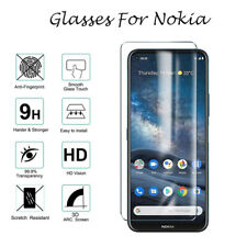 Tempered Glass Screen Protector For Nokia 1.3 2.3 2.4 5.3 5.4 8.3 2.1 3.1 6.1