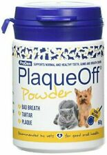 Proden Plaque Off For Cats and Dogs 60g or 180g Gum Health Cat Dog Hygiene
