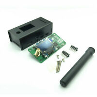 MMDVM hotspot OLED+ Antenna+ Case Support P25 DMR UHF/VHF YSF For Raspberry Pi