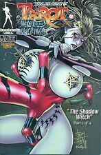 Tarot Witch Of The Black Rose #32 By Jim Balent Variant B Broadsword NM/M 2005