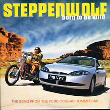 CD single: Steppenwolf: born to be wild. 3 titres. universal. D7