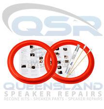 "12"" Foam Surround Repair Kit to suit Sound Dynamics Speakers  (FS CV12)"