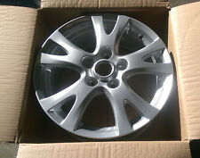 Genuine Mazda 6 2009-2012 16ins Alloy Wheel Design 120 ONE Only #9965-E0-6560-CN