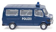 Wiking 086431 - 1/87 Polizei - Bus (Mb 207 D) - Neu