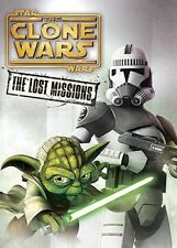 Star Wars: The Clone Wars: The Lost Missions [New DVD] Dolby, Dubbed, Subtitle