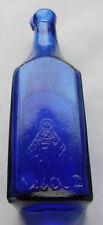 More details for frances morden london small size decanter ink bottle c1860's (j)