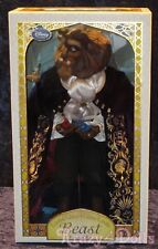Disney Designer Limited Edition Collection Beast Doll From Beauty And The Beast!