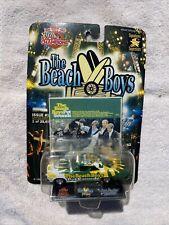 The Beach Boys Pet Sounds Pontiac Gto Hot Rockin' Die Cast Car Racing Champions