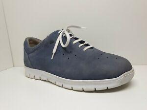 Finn Comfort. Damen Comfort und Gesundheits Schuhe. Gr-42.Uk-8. Blau. Echt Leder