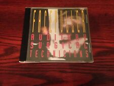 FACEPULLER -----Auditory Surgical Technicians--  CD - 1993 Canada first press