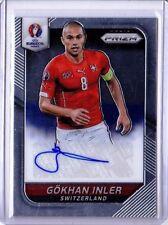 Switzerland Single-Insert Soccer Trading Cards