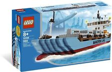 *BRAND NEW* LEGO MAERSK LINE CONTAINER SHIP 10155