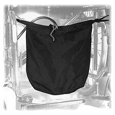 Urinbeutel Tasche für Rollstuhl, diskret und blickdicht,  Beutel (24x30 cm)