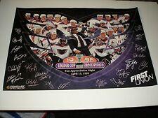 30 Phila Phantoms Hockey Calder Cup Champions Posters 1998/1999