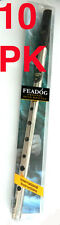 Wholesale 10 Pack Feadog Professional Irish  Penny Tin whistle Nickel D 8077N-10