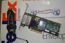 HP Smart Array P411/512MB BBWC 462918-001 SAS Raid Controller 462832-B21