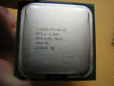 intel Xeon 3070 core 2 duo 2.66ghz 1066mhz 4MB LGA775 same as e6700 SLACC SL9U2