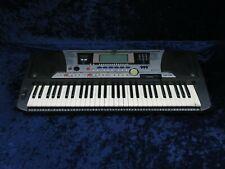 Yamaha PSR-550 Portatone Keyboard Ser#0041315 Functioning w/Case & Power Supply