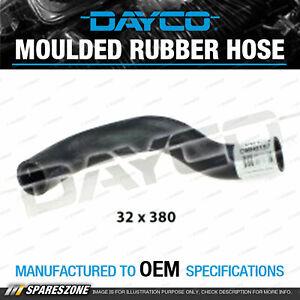 Dayco Upper Radiator Hose for Mazda BT50 UP UR 3.2L 5 cyl DOHC 2011-On 380mm