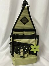 Craft Destash! Tote-Ally Cool Tote On-the-Go Scrapbook Canvas Craft Tool Storage