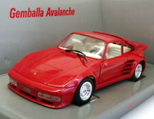 Revell 1/24 Scale Model Car 8621 - Gemballa Avalanche - Red