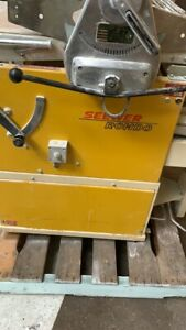 SEEWER RONDO  Teigausrollmaschine, Teigausroller , Ausrollmaschine, Ausroller