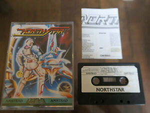 Jeu Amstrad CPC 464 - NORTH STAR - Gremlin