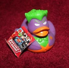 JOKER Flashing Rubber Duck - DC Justice League - Coolites - Brand New w/ Tag