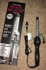 "Revlon RV052CP1 Perfect Heat 3/4""  Styling Curling Iron"