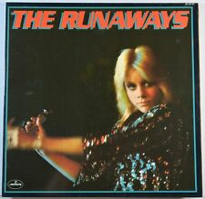 The Runaways 33T LP1976 french gatefold pressing 9286.344 joan jett lita ford