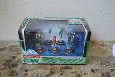 HeroClix  DC Direct  Green Lantern Corps  7 Figure Collector's Set Hero Clix