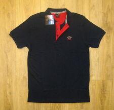 Señores de nuevo camiseta polo Paul & Shark talla L