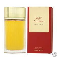 Cartier Must de Cartier Gold Eau De Parfum EDP 100 ml (woman)