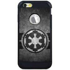 Apple iPod Touch 5/6 5th/6th Gen. Hybrid Case Cover Star Wars Gear Vint Wall