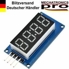 7 Segment Display Modul LED TM1637 4 Digit Ziffern Arduino Raspberry Pi