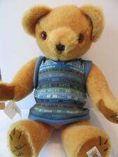 House of Nisbet Bully Bear 5130 Tribute Edition in Box With Tags Made In England