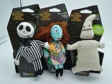 Vintage Nightmare Before Christmas Spooky Shakers Jack Sally Oogie Boogie Nip