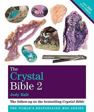 THE CRYSTAL BIBLE 2 By Judy Hall - Brand New