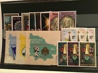 Norfolk Islands mounted mint stamps R21841