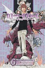 Death Note, Vol. 6 by Obata, Takeshi, Ohba, Tsugumi, Good Book
