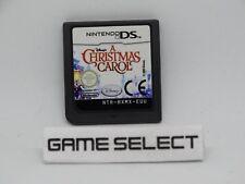 DISNEY'S A CHRISTMAS CAROL NINTENDO DS DSi 2DS 3DS NDS PAL EU EUR ITA ITALIANO