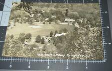 West Virginia WV State 4-H Camp JACKSON's MILL 1952 WESTON Vintage RPPC PHOTO