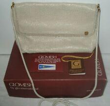 GENUINE ORIGINAL Vintage Glomesh Clutch with Tags in Original Box