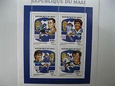 Mali-1994-soccer world cup WM 1994 -MI.1196-1199 A