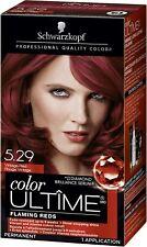 Schwarzkopf Color ULTÎME Permanent Hair Color, # 5.29 Vintage Red