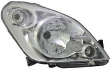 Chrome clear finish right side H4 headlight for Suzuki Splash from 2008 TYC