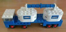 Lego - 644 - Lkw Tanklaster / Double Tanker - aus 1971 - KOMPLETT