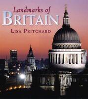 Landmarks of Britain (Heritage Landscapes) By Lisa Pritchard
